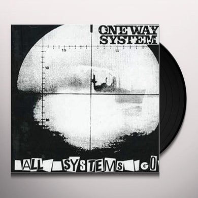 One Way System GIVE US A FUTURE: SINGLES & DEMOS Vinyl Record
