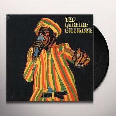 TOP RANKING DILLINGER Vinyl Record