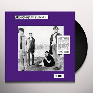 Mood Of Defiance NOW Vinyl Record