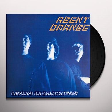 LIVING IN DARKNESS Vinyl Record