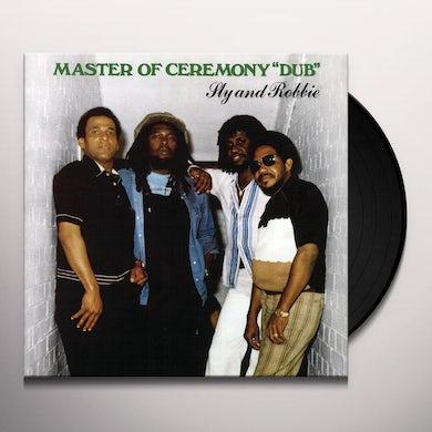Sly & Robbie MASTER OF CEREMONY DUB Vinyl Record