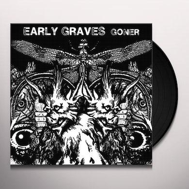 Early Graves GONER Vinyl Record
