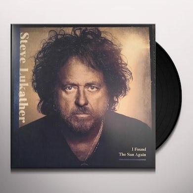 I Found The Sun Again Vinyl Record