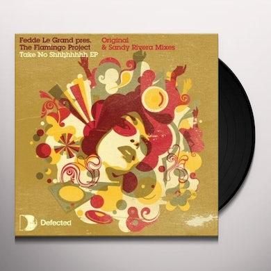 Fedde Le Grand TAKE NO SHHHHHHHHH Vinyl Record