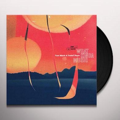 Tom Misch WHAT KINDA MUSIC Vinyl Record