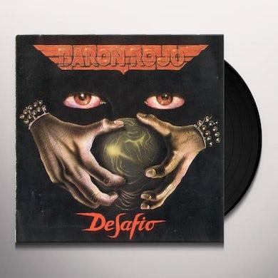 Baron Rojo DESAFIO Vinyl Record