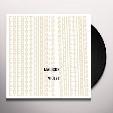 EVERYTHING'S SHIFTING Vinyl Record
