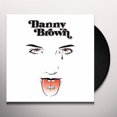 Danny Brown XXX Vinyl Record