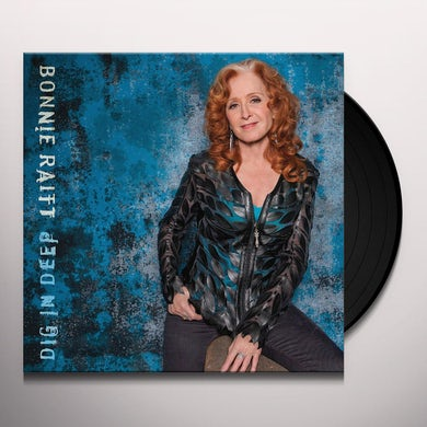 Bonnie Raitt  Dig in Deep Vinyl Record