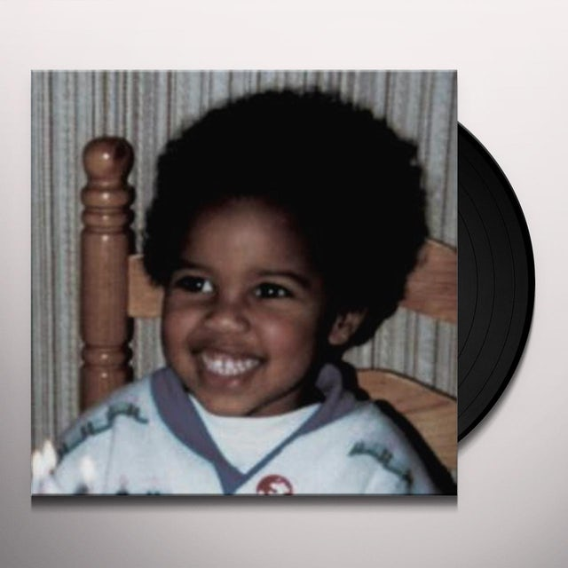 Young Fathers TAPE ONE Vinyl Record