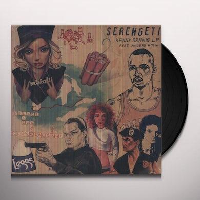 Serengeti KENNY DENNIS Vinyl Record