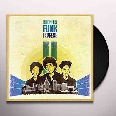 PEOPLE SAVE THE WORLD / ROCKFIRE FUNK EXPRESS Vinyl Record
