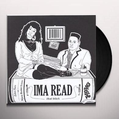 Zebra Katz IMA READ Vinyl Record