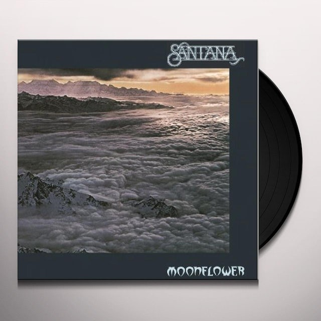 Santana MOONFLOWER Vinyl Record