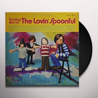 The Lovin' Spoonful BEST OF Vinyl Record