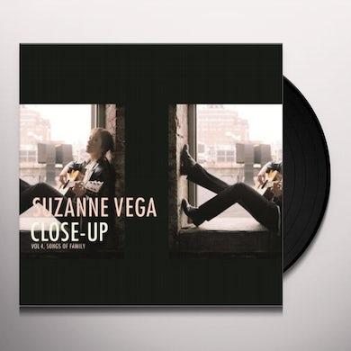 Suzanne Vega CLOSE UP 4: SONGS OF FAMILY Vinyl Record - 180 Gram Pressing