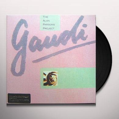 Alan Parsons GAUDI Vinyl Record