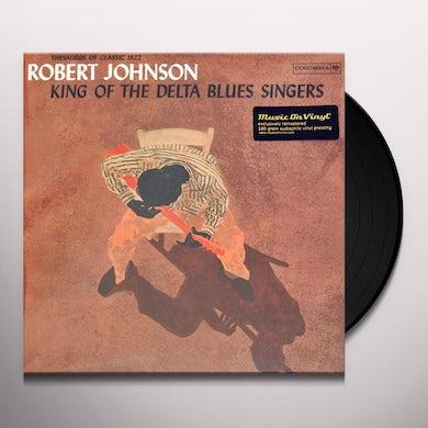 Robert Johnson KING OF THE DELTA BLUES SINGERS 1 Vinyl Record