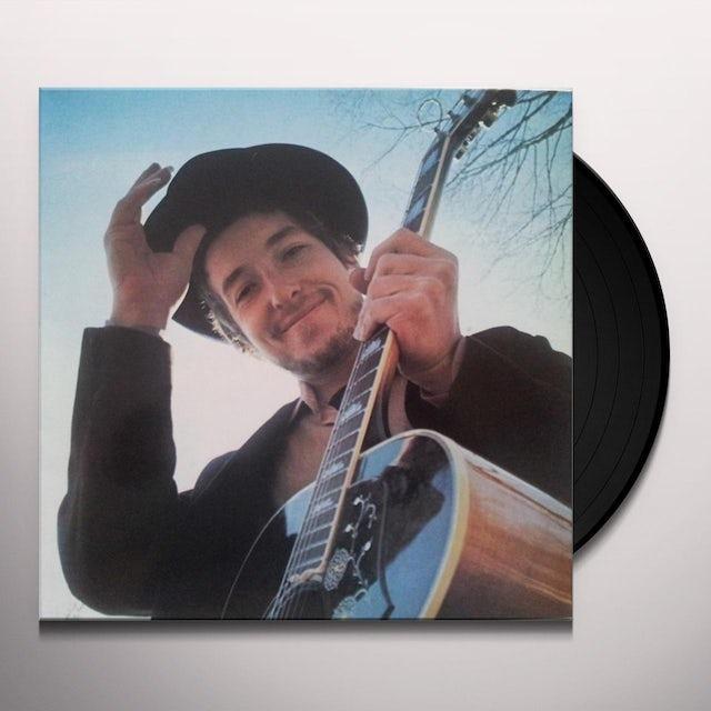 Bob Dylan NASHVILLE SKYLINE Vinyl Record - 180 Gram Pressing