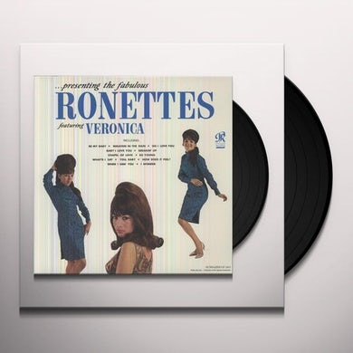 PRESENTING THE FABULOUS RONETTES (180G) Vinyl Record