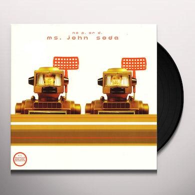 Ms. John Soda NO P. OR D. Vinyl Record