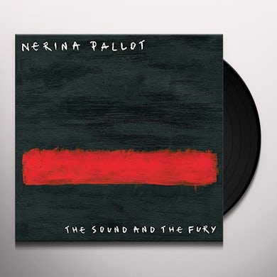 Nerina Pallot SOUND & THE FURY Vinyl Record
