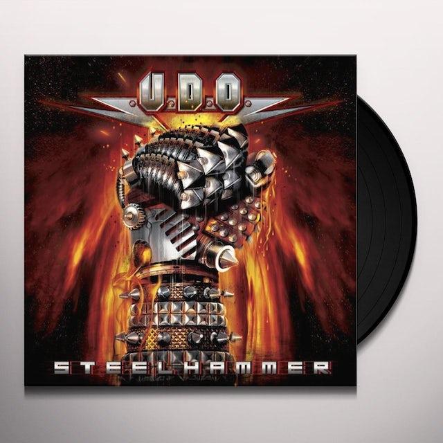 U.D.O. STEELHAMMER (GER) Vinyl Record