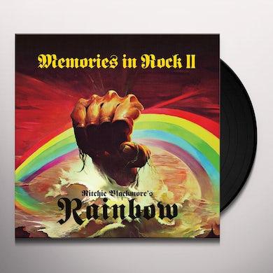 Ritchie Blackmore's Rainbow MEMORIES IN ROCK II Vinyl Record