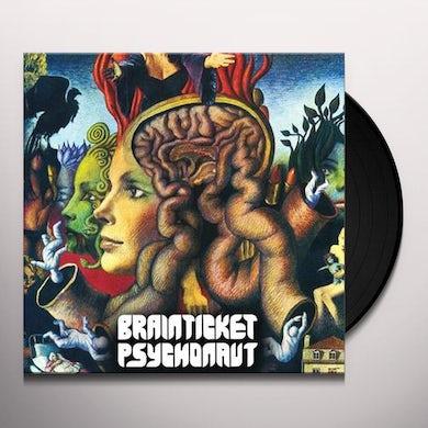 Brainticket PSYCHONAUT Vinyl Record