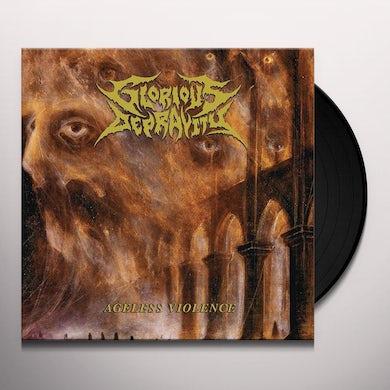 Glorious Depravity AGELESS BEAUTY Vinyl Record