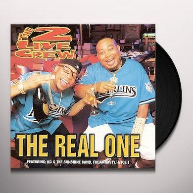 2 Live Crew REAL ONE Vinyl Record