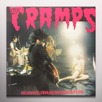 ROCKINNREELININAUCKLANDNEWZEALANDXXX Vinyl Record