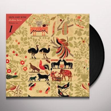 Iron & Wine ARCHIVE SERIES VOLUME NO 1 Vinyl Record