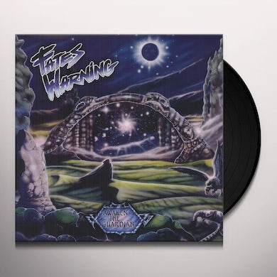 Fates Warning AWAKEN THE GUARDIAN Vinyl Record