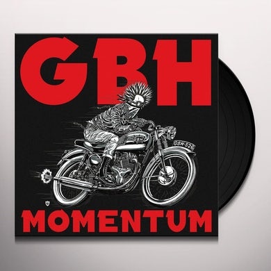 MOMENTUM Vinyl Record