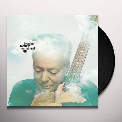 Tommy Emmanuel IMAGINE Vinyl Record
