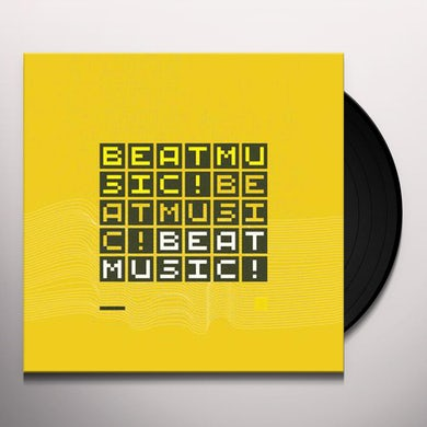 Mark Guiliana BEAT MUSIC BEAT MUSIC BEAT MUSIC Vinyl Record
