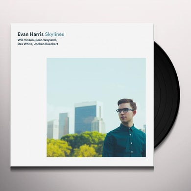Evan Harris SKYLINES Vinyl Record