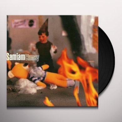 Samiam CLUMSY Vinyl Record
