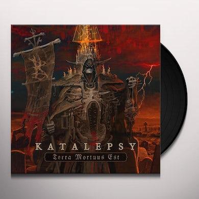 Katalepsy Terra Mortuus Est Vinyl Record