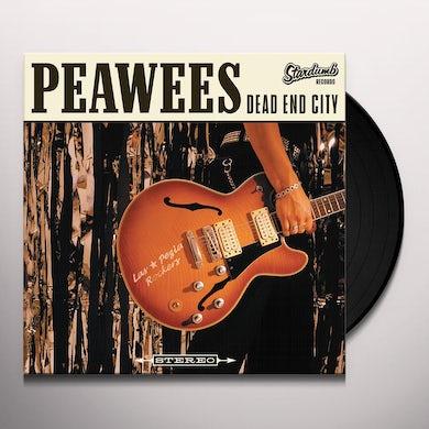 Peawees DEAD END CITY Vinyl Record