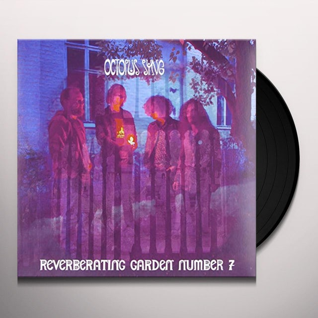 Octopus Syng REVERBERATING GARDEN NO. 7 Vinyl Record