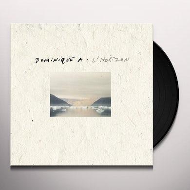 Dominique A L'HORIZON Vinyl Record