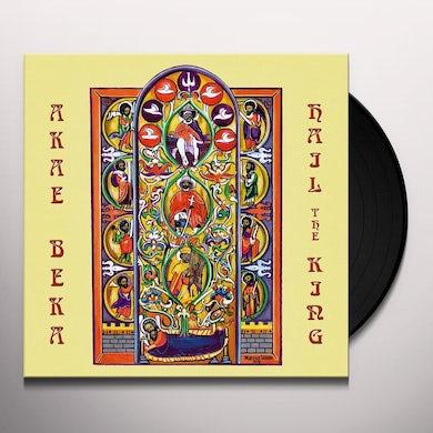 Akae Beka HAIL THE KING Vinyl Record