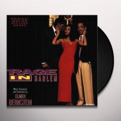RAGE IN HARLEM / O.S.T.  RAGE IN HARLEM / Original Soundtrack Vinyl Record