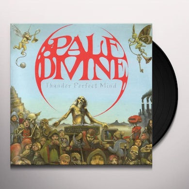 Pale Divine THUNDER PERFECT MIND Vinyl Record