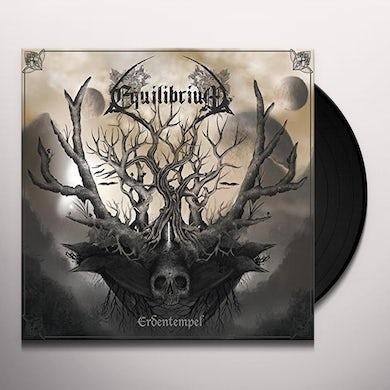 Equilibrium ERDENTEMPEL: GREEN PRESSING Vinyl Record