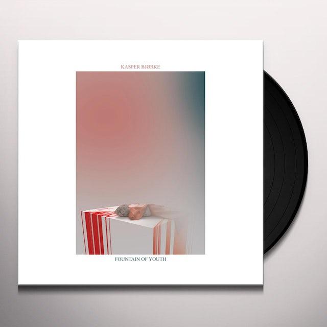 Kasper Bjørke FOUNTAIN OF YOUTH Vinyl Record