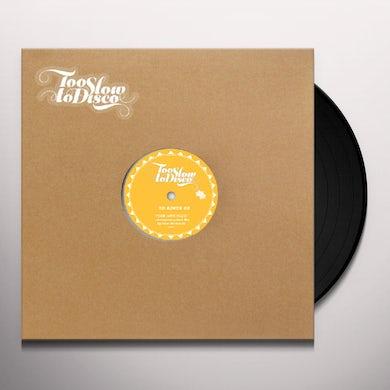 Dave Mathmos TOO SLOW TO DISCO EDIT 03 Vinyl Record
