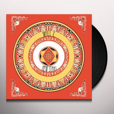 WILL Z. NEW START Vinyl Record